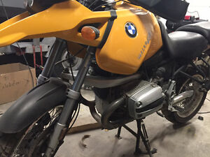 BMW R1150GS adventure bike 2nd owner, all the good options