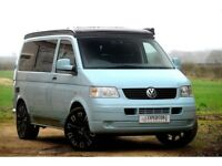 Volkswagen T5 Campervan - Retro Camperking Conversion