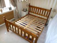 King size bed delivery available