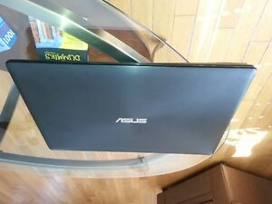 ASUS Touch screen 4 core laptop
