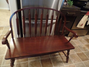 ~ Very Nice Antique SETTEE (Mint Condition) ~ $100.00 ~