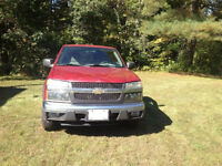 2004 Chevrolet Colorado WT Pickup Truck