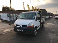 Renault Master ccmL35 DCI 100 MWB TIPPER