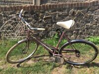 1950's Raleigh caprice bike, full working order but just needs a cosmetic clean up