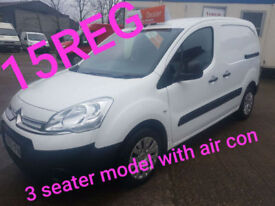 Citroen Berlingo 1.6HDi ( 75 ) Enterprise Special Edition 2015