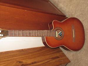 La Patrie Classical Guitar!