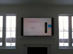 GTA TV WALL MOUNT INSTALLERS STARTING FROM $70 CALL TODAY