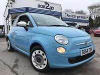 2015 Fiat 500 COLOUR THERAPY Manual Hatchback