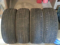 4 All Season Tires.