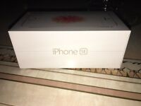 IPhone SE For Sale 64Gb Sealed Unlocked Rose Gold