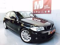 2006 BMW 116i M SPORT ** ONLY 43000 MILES **