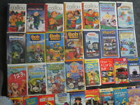 31 VHS movies