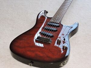 Fender Showmaster Bubinga for Sale - Perfect !!