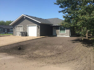 NEW 2 BDRM GARAGE ATTACHED 1200 SQ FT  FOR RENT  AC WAPELLA