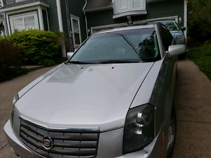 Cadillac CTS 2006 with sunroof and leather heated seat