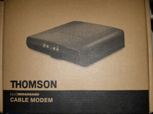 Cable Modem Thomson DCM475 DOCSIS 3.0