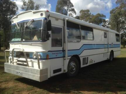 Vintage Motor Home Wunghnu Moira Area Preview