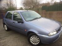 FORD FIESTA 1.2, 70000 MILES, 3 MONTHS MOT, ONLY £275