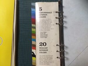 1971 Dodge dealership data books Strathcona County Edmonton Area image 8