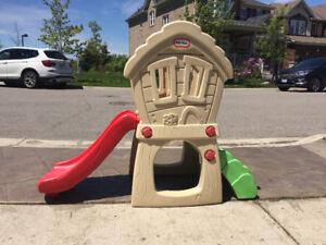 Toddler step 2 slide