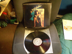 vinyl Lp flashdance original 33 tour
