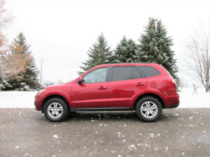 2010 Hyundai Santa Fe GL-ONE OWNER! CERTIFIED & 1 YEAR WARRANTY!