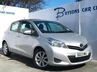 2013 13 Toyota Yaris 1.33 ( 99bhp ) M-Drive S TR Automatic for sale in AYSHIRE