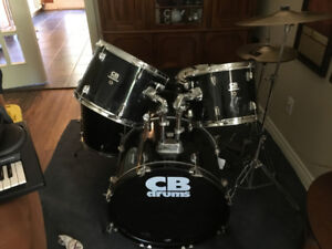 CB DRUM SET - **PRICED TO SELL**