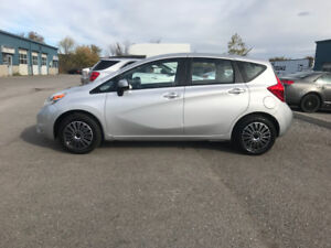 2014 NISSAN VERSA NOTE SV. CERTIFIED & ETESTED. LOW KMS!!!!