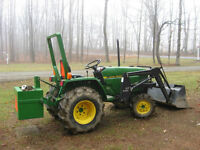 WANTED: BALLAST BOX FOR UTILITY TRACTOR