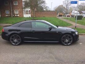 Audi a5 high spec