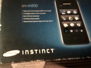 Samsung Instinct Cell Phone