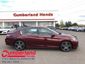 2016 Honda Accord Sedan Sport  - Sunroof -  Bluetooth
