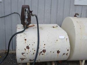 Réservoir de 125 gallons avec pompe