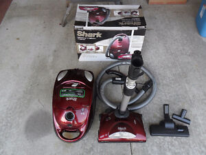 SHARK Legacy Canister Vacuum Cleaner