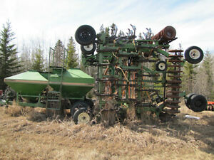 Great Plains 45ft Air Drill
