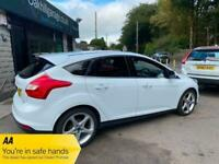 2014 Ford Focus TITANIUM X 1.0 Ecoboost Only 43,580 miles ( Just arrived) HATCHB