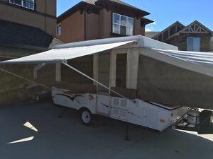 Viking tent trailer