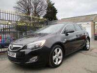 Vauxhall Astra 2.0CDTi 16v ( 165ps ) ecoFLEX ( s/s ) 2012MY SRi