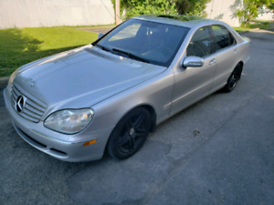 S430 2003 4matic