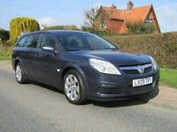 2009 Vauxhall Vectra 1.9 CDTi EXCLUSIVE 150 BHP 5DR TURBO DIESEL ESTATE ** 54...