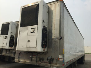 2007 Great Dane 43' Multi-Temp Tandem-Axle Reefer Trailer