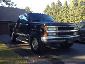 1995 Chevrolet C/K Pickup 1500 Z71 Kingcab