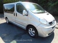 (NO VAT) 2014 Renault Trafic SL27 Sport Mpv 2.0 Manual Diesel