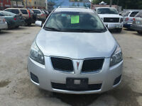 2009 Pontiac Vibe Wagon with fresh safety and CLEAN title