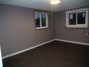 Basement suit for rent in mount royal