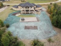 Professional Hydroseeding with guaranteed results