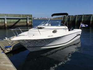 2004 Proline 22 Ft Walkaround - 200 HP Mercury