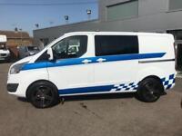 2016 Ford Transit Custom 2.0 TDCi 290 L2H2 Limited Panel Van 5dr (EU6) Diesel wh