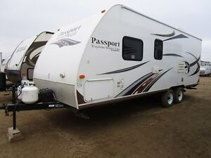 2013 Keystone RV Passport 238ML
